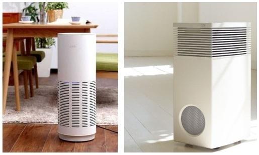 カドー空気清浄機 AP-C200と激安でネット販売中のAP-C500を比較してみた。